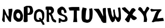 ananda Font UPPERCASE