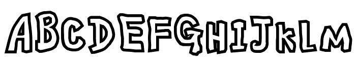 ananda Font LOWERCASE