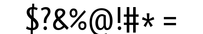 ancientHellenic Regular Font OTHER CHARS