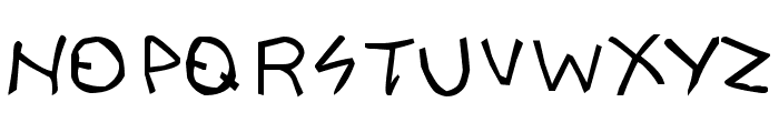 ancientHellenic Regular Font LOWERCASE