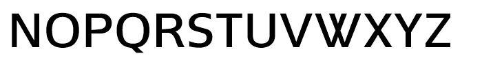 Andrew Samuels Regular Font UPPERCASE