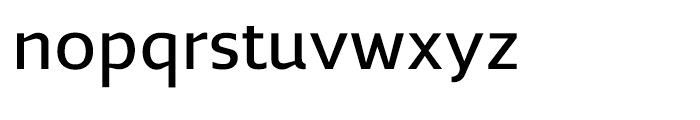 Andrew Samuels Regular Font LOWERCASE