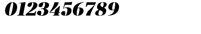 Anglecia Pro Display Black Italic Font OTHER CHARS
