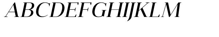 Anglecia Pro Display Italic Font UPPERCASE