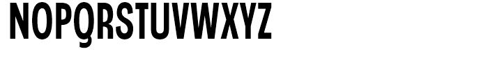 Angostura Bold Font UPPERCASE