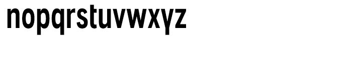 Angostura Bold Font LOWERCASE