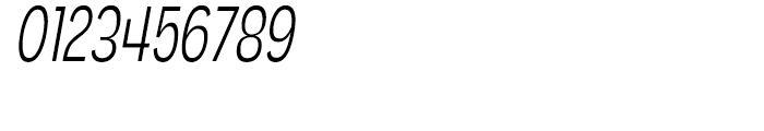 Angostura Light Italic Font OTHER CHARS