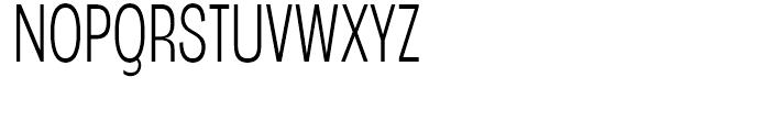 Angostura Light Font UPPERCASE