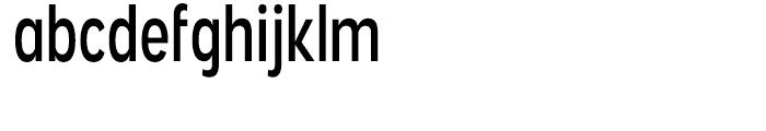 Angostura Regular Font LOWERCASE