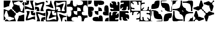 Anns Basketweave Five Font OTHER CHARS