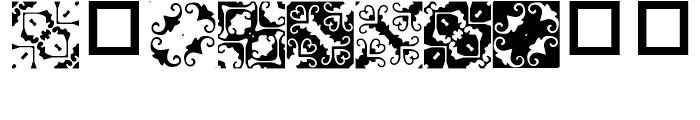Anns Basketweave Nine Font OTHER CHARS