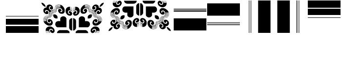 Anns Framemaker Five Font OTHER CHARS