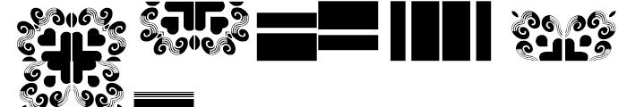 Anns Framemaker Five Font LOWERCASE