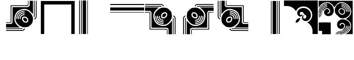 Anns Framemaker Three Font OTHER CHARS
