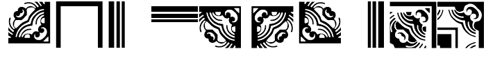 Anns Framemaker Two Font OTHER CHARS