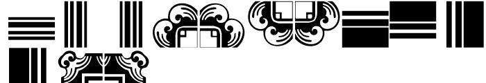Anns Framemaker Two Font LOWERCASE