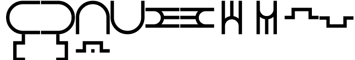 Anns Module Five Font LOWERCASE