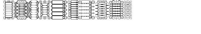 Anns Scrollbars Regular Font OTHER CHARS