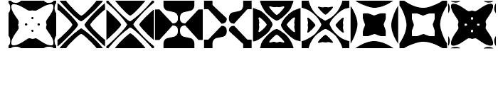 Anns Woodblocks Three Font OTHER CHARS