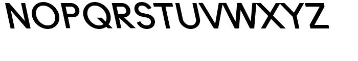 Ano Bold Back Italic Font UPPERCASE