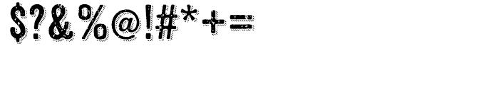 Anodyne Combined Font OTHER CHARS