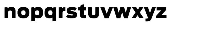 Antenna Black Font LOWERCASE