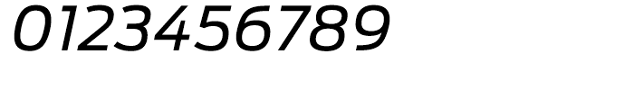 Antenna Regular Italic Font OTHER CHARS