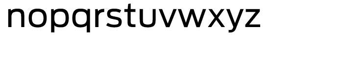 Antenna Regular Font LOWERCASE
