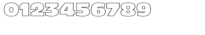 Antique Olive Nord Posteroutline Regular p Font OTHER CHARS