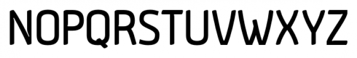 Aneba Medium Font UPPERCASE