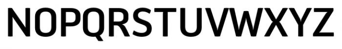 Aneba Neue Medium Font UPPERCASE