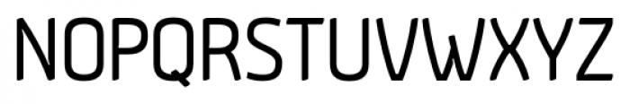 Aneba Regular Font UPPERCASE