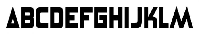 Angerpoise Lampshade Regular Font UPPERCASE