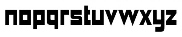 Angerpoise Lampshade Regular Font LOWERCASE
