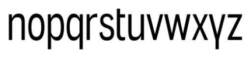 Angostura Book Font LOWERCASE