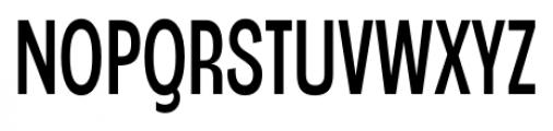 Angostura Regular Font UPPERCASE