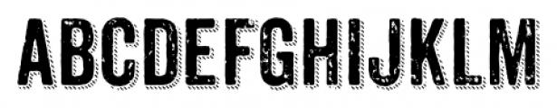 Anodyne Combined Regular Font LOWERCASE