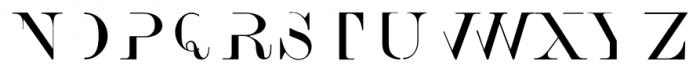 Answer Type Regular Font LOWERCASE