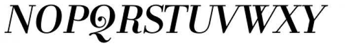 An Education Bold Italic Font UPPERCASE