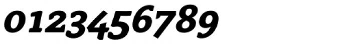 Anaphora Extra Bold Italic Font OTHER CHARS
