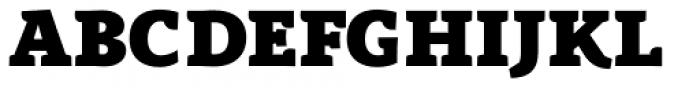 Anaphora Fat Font UPPERCASE