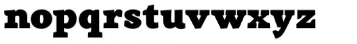 Anaphora Fat Font LOWERCASE