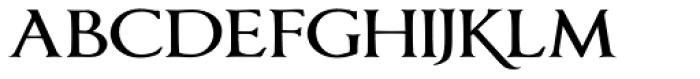Anavio Small Capitals Bold Font LOWERCASE