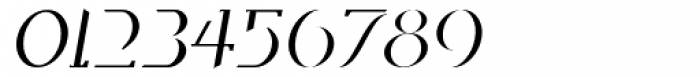 Ancora Bold Italic Font OTHER CHARS