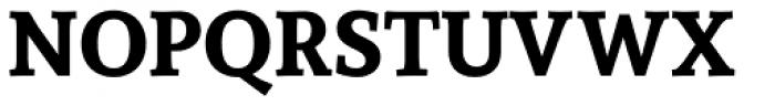 Andada ht Pro Bold Font UPPERCASE