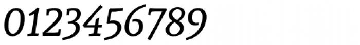 Andada ht Pro Italic Font OTHER CHARS