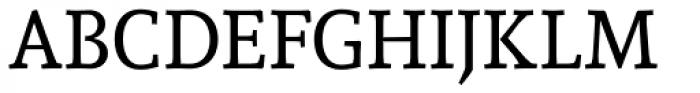Andada ht Pro Font UPPERCASE