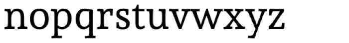 Andada ht Pro Font LOWERCASE