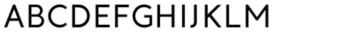 Andis Medium Font UPPERCASE