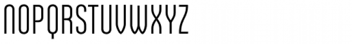 Ando Font UPPERCASE